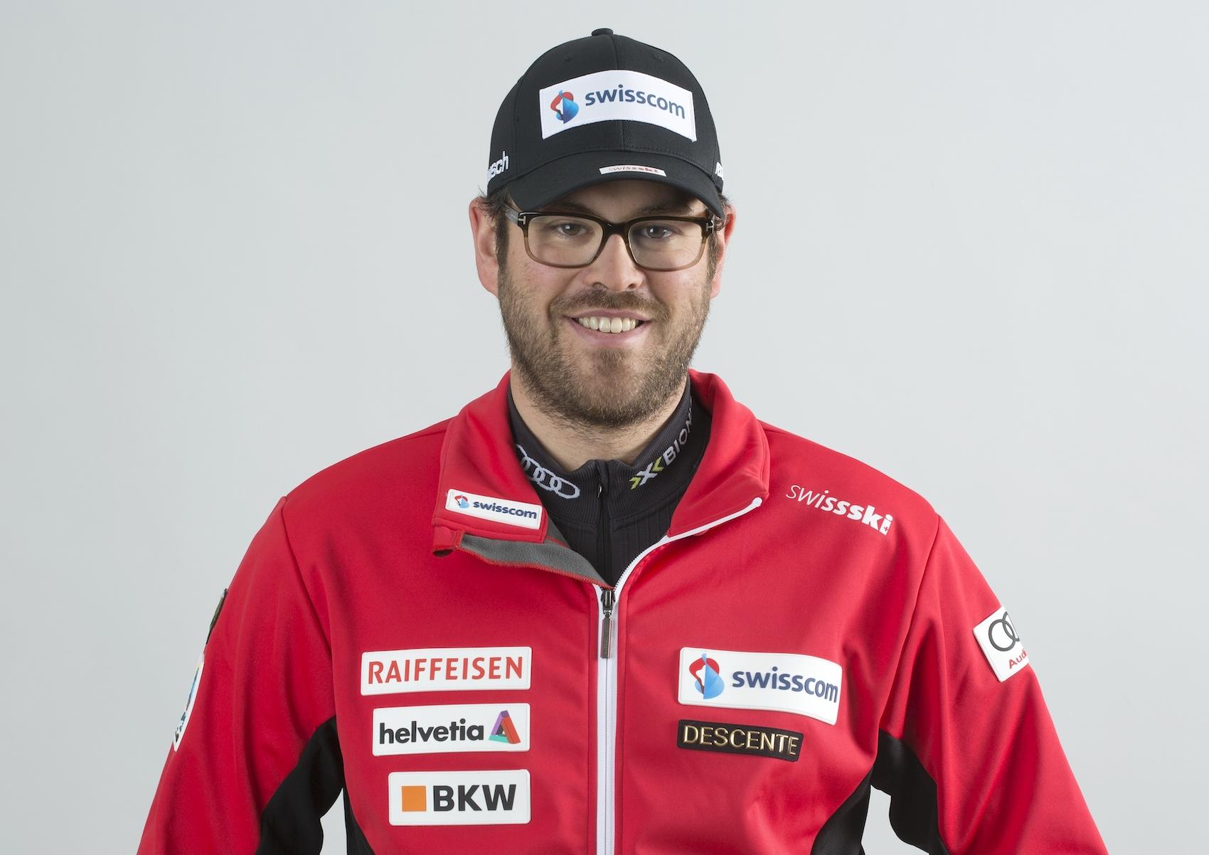 Björn Bruhin, Forschungskoordinator Swiss-Ski.